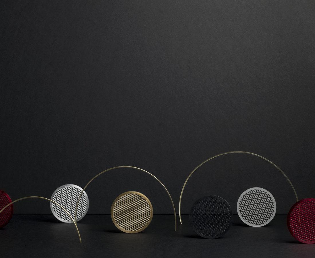 Composition multi matériaux, disques imprimés et filaments