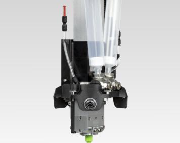 Impression 3D silicone bicomposant