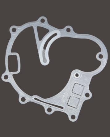 Joint impression 3D silicone bicomposant