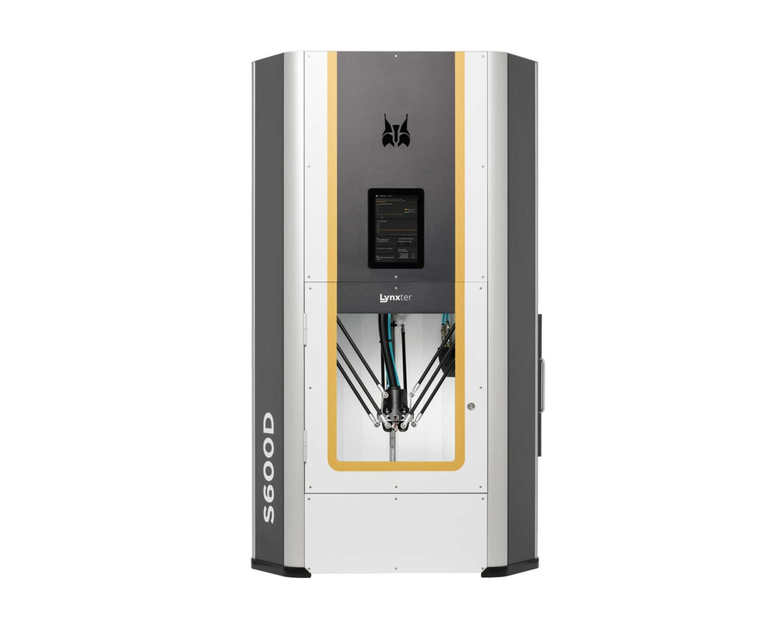 La S600D imprimante 3D industrielle de Lynxter